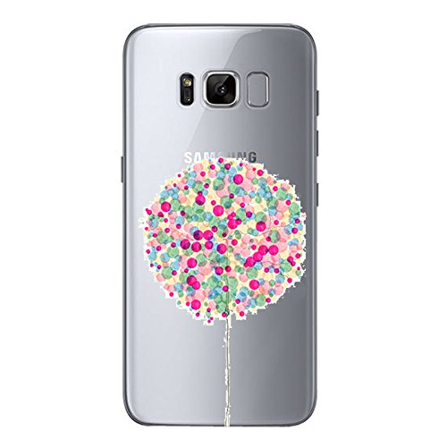 IPHONE SE 5 5S Hülle Weich Silikon TPU Schutzhülle Ultradünnen Case für iPhone 5 /5S/SE Schutz Hülle Balloons 2