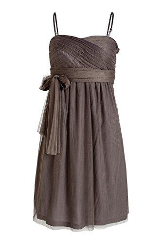 ESPRIT Collection Damen Kleid Braun TAUPE 240 -agefa-pme.eu 9c6cc0d6da