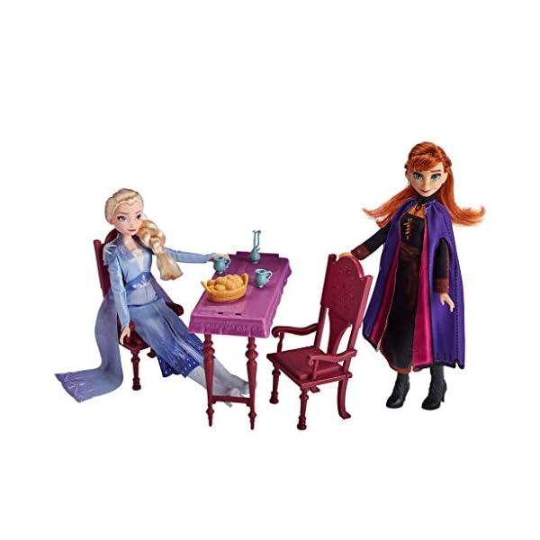 Disney Frozen 2 - Castello di Arendelle Pieghevole, Casa Delle Bambole Ispirata al Film Disney Frozen 2, Gioco Portatile… 4 spesavip