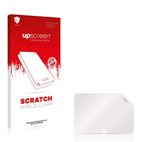 upscreen Scratch Shield Schutzfolie kompatibel mit HP ElitePad 900 - Kristallklar, Kratzschutz, Anti-Fingerprint