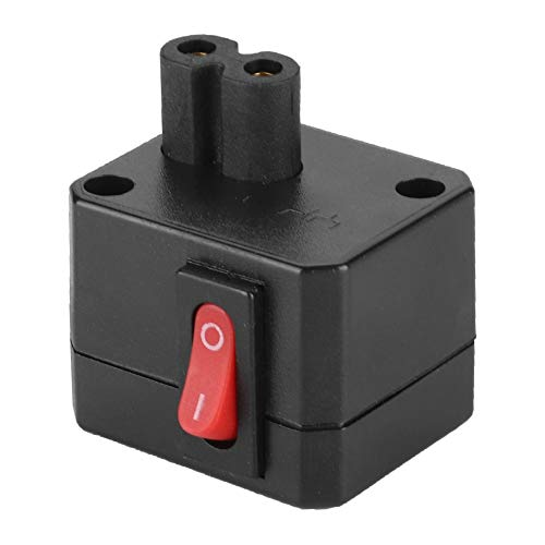 Preisvergleich Produktbild NITRIP ABS Portable Power EIN-Aus-Schalter Adapter Zubehör