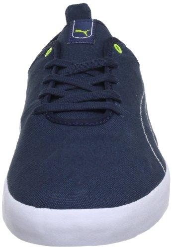 Puma Elsu 354605 Herren Sneaker Blau (midnight navy-white-sulphur 03)