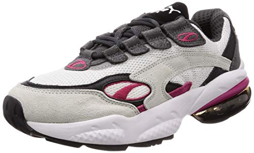 Puma Cell Venom White/Fuchsia Purple 369354-08