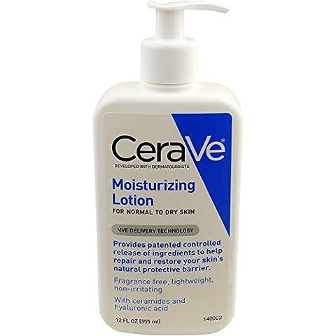 CeraVe Moisturizing Lotion (12