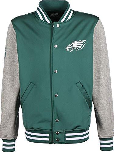 New Era NFL Philadelphia Eagles Varsity Jacke, Größe :L