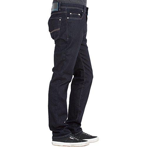 Pierre Cardin Herren Tapered Fit Jeans Futureflex-Lyon Blau (Rinse Dark Denim 04)