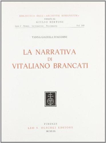 La narrativa di Vitaliano Brancati