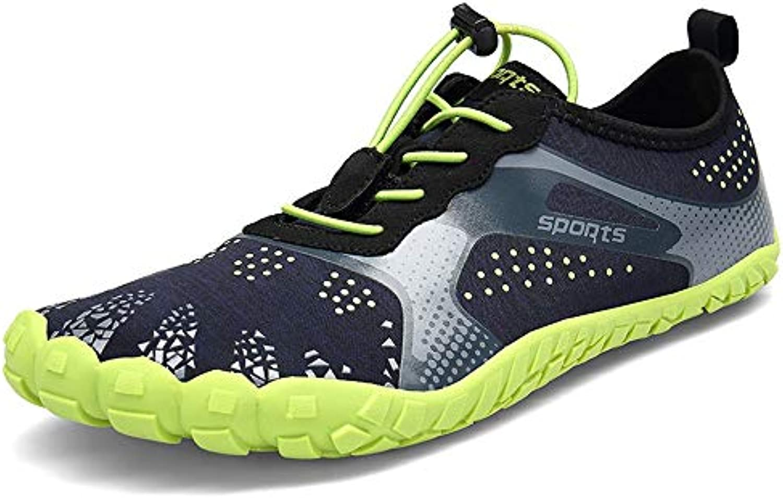 ZHRUI Scarpe da Uomo comode per l'outdoor (Coloreee   verde, Dimensione   EU 40) | Lascia che i nostri prodotti vadano nel mondo  | Uomo/Donna Scarpa