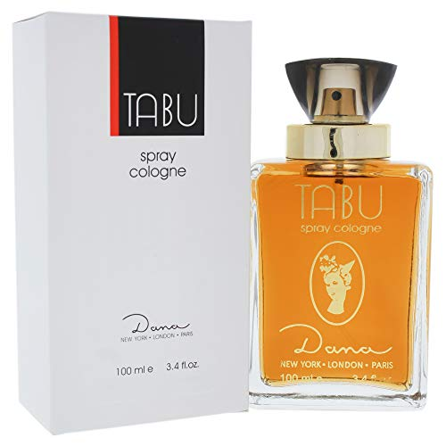 Dana Tabu EDC Eau de Cologne Spray 100 ml -