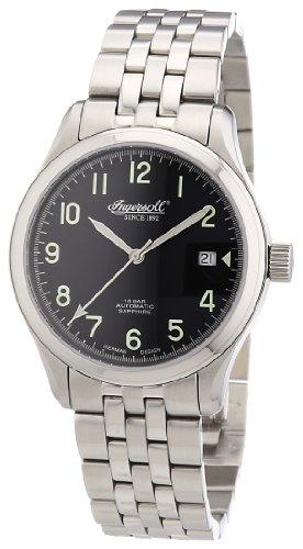 Ingersoll Herren-Armbanduhr ElPaso Analog Automatik IN8007BKMB