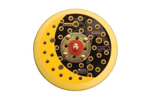 Mirka 915GV 12,7cm Grip Doppelseitig Abranet Vakuum Pad (Disc Pad 12 Sander)