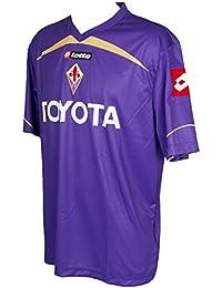 16281d1f3 Lotto T-Shirt Uomo Maglietta Manica Corta Scollo V Calcio Football Articolo  M3565 Jersey Home