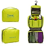 Best Bags For Less Hanging Travel Toiletry Bags - Styleys Nylon Travel Toiletry Bag Organizer Toiletry Bag Review
