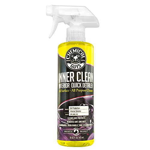 Quick Cleaner (Chemical Guys - innerCLEAN - Quick Detailer f. Innenraum - 473ml)