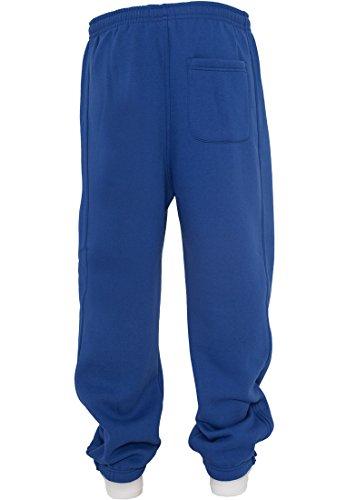 Urban Classics Pantalon de survêtement TB014B Bleu - Bleu roi