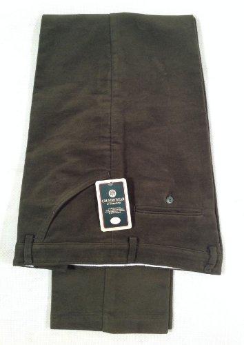Carabou - Pantalon -  Homme Vert - Vert olive