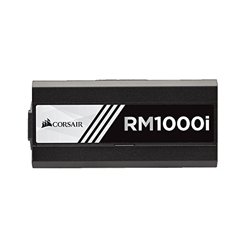 Great Buy for Corsair (CP-9020084-UK) RMi Series RM1000i ATX/EPS Fully Modular 80 PLUS Gold 1000W  Power Supply Unit UK Discount