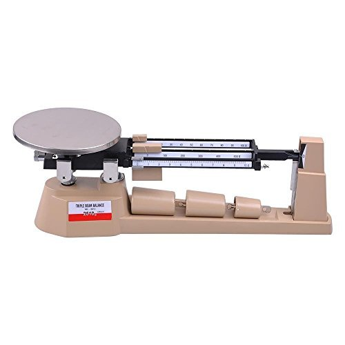 NEW Lab Equipment Analytical Weighing 2610gx0.1g Triple Beam Mechanical Balance Scale by EPIC -