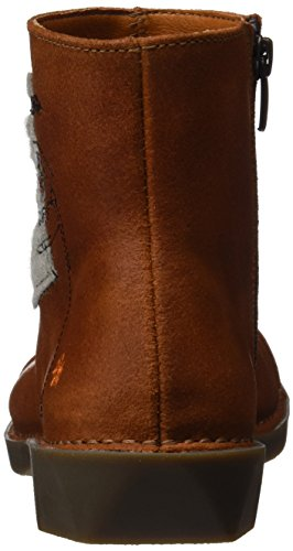 Art Damen Bergen Kurzschaft Stiefel Orange (Wax Henna)