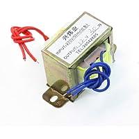 DealMux a13070100ux0425 220V 50Hz a 12V 30W núcleo de ferrita vertical monofásico Transformador de Potencia IE