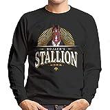Cloud City 7 Bojack Horseman Stallion Beer Men's Sweatshirt