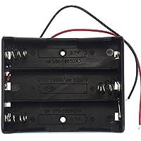 Bases de Carga, Zolimx 1Pcs 18650 Energía de Almacenamiento de la Batería Caso Titular de Caja Lleva con 1 2 3 4 Ranuras (#C)