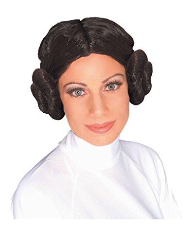 Leia Perücke (Prinzessin Leia Star Wars)