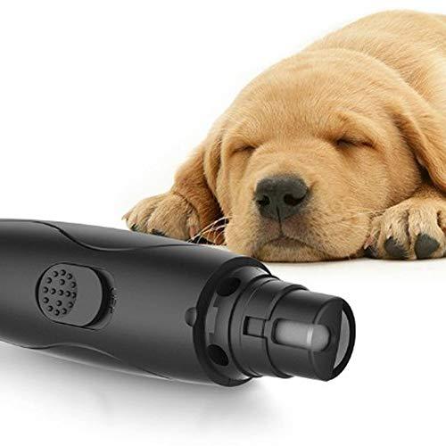 ACC Pet Nagellack, wiederaufladbare Paw Trimmer USB Schnellladung, schmerzlose Nagelknipser für Hunde und Katzen