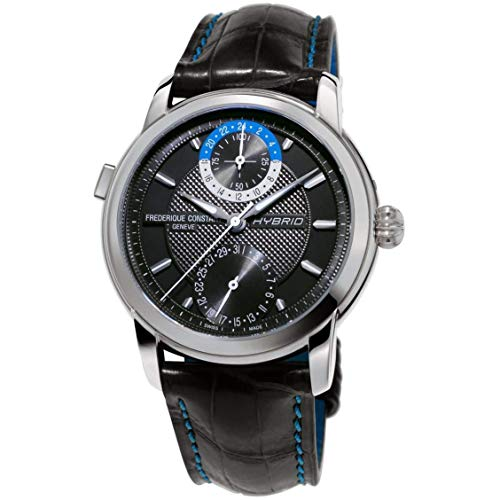 Frederique constant Hybrid Manufacture THE WORLD S FIRST 3.0 WATCH FC-750DG4H6