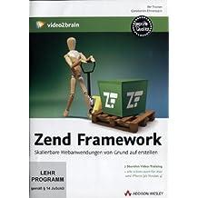Zend Framework - Video-Training (PC+MAC+Linux)