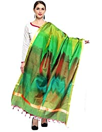 Maasha Cotton Silk Dupatta Dupattas For Womens Multicolor Dupatta Printed Dupatta Silk Dupatta Art Silk Dupatta...