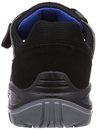 JORI Jo_tex Easy Esd S1p, Chaussures de sécurité homme Noir - Noir