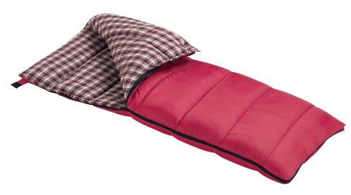 wenzel-schlafsack-cardinal-30-18-kg-regular-saco-de-dormir-rectangular-para-acampada-color-rojo-tall
