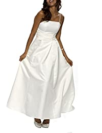 Astrapahl Damen Kleid Ed06024koralle