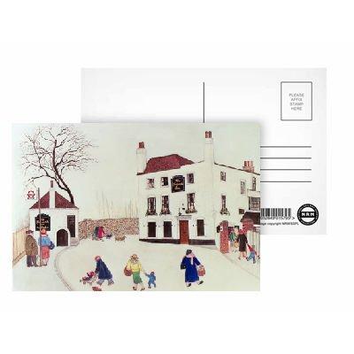 the-spaniards-inn-hampstead-heath-by-postcard-pack-of-8-6x4-inch-art247-highest-quality-standard-siz