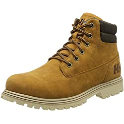 Helly Hansen Fremont, Botas Clasicas para Hombre, Marrón (Honey Wheat/Beluga/Bob 725), 41 EU