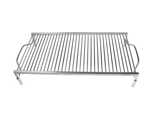 Home 3913260 Grille inoxydable B/rot CM60 x 38 Mont ustensiles de cuisine
