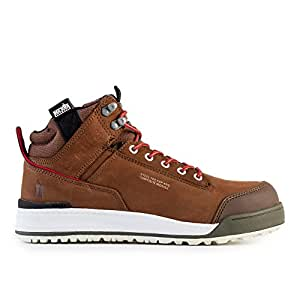 Scruffs Switchback Sb-P Men Safety Boots,  Brown (Brown), 7 UK (41 EU)
