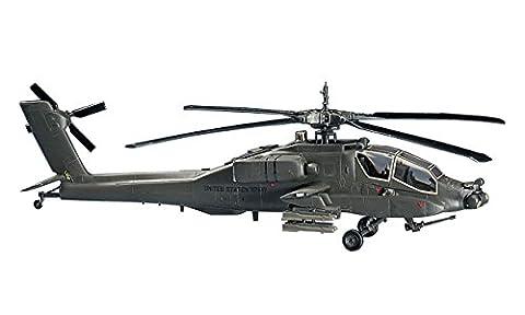Hasegawa 1:72 Scale AH-64 Apache Model Kit