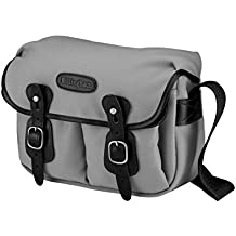 Billingham 503325–01 Hadley Small – Grey/Black with Black Interior