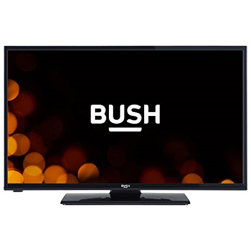 Bush BUSH 32 Inch Freeview HD Ready 720p LED TV - Black DLED32165HD