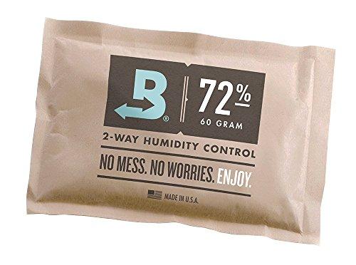 Bóveda Humidipak 60g 72% - ein Päckchen