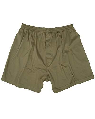Mil-Tec Boxer Shorts Oliv Gr.XXL -