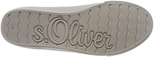 s.Oliver Damen 23647 Sneaker Grau (Lt Grey)