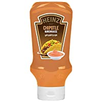 Heinz™ Mayonnaise, Chipotle, Top Down Squeezy Bottle, 400ml