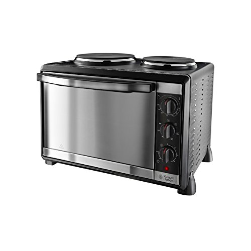 41 eL58HlWL. SS500  - Russell Hobbs 22780 Mini Kitchen Multi-Cooker with Hotplates, 1600 W, Silver