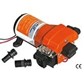 Seaflo 12 Volt, 17 LPM, 2,8 Bar 4-cámara de la bomba de membrana automática