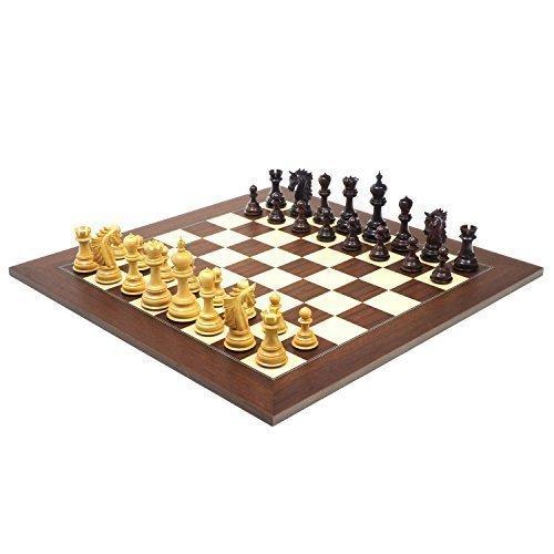 The Dubliner montgoy LUXUS Grand Schach Set