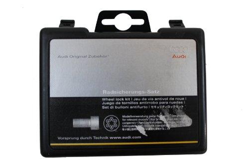 Audi 8P0 071 455 Rad-Schloss M14 x 1.5 x 27, Zweiteilig