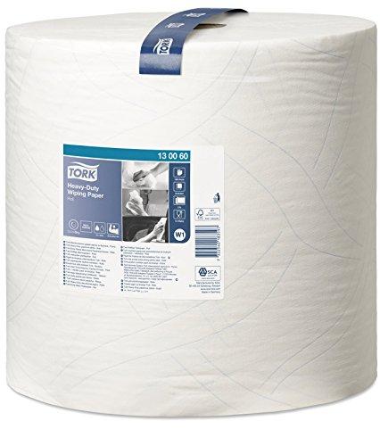 Tork 130060 Extra Starke Mehrzweck Papierwischtücher für W1 Bodenständer- und Wandhalter-System /...